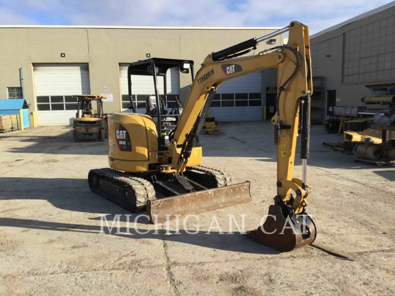 CATERPILLAR KETTEN-HYDRAULIKBAGGER 304ECR equipment  photo 2