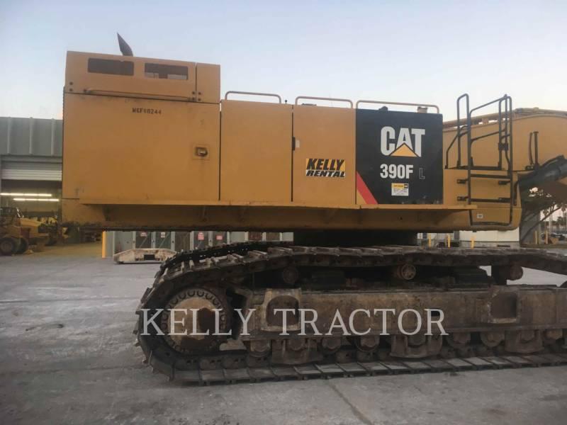 CATERPILLAR トラック油圧ショベル 390FL equipment  photo 3