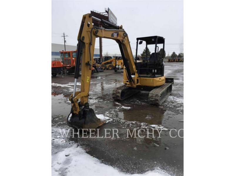 CATERPILLAR TRACK EXCAVATORS 305E2 C1 equipment  photo 5