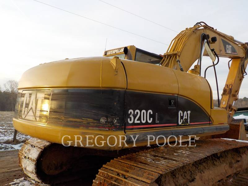 CATERPILLAR ESCAVADEIRAS 320CL equipment  photo 11
