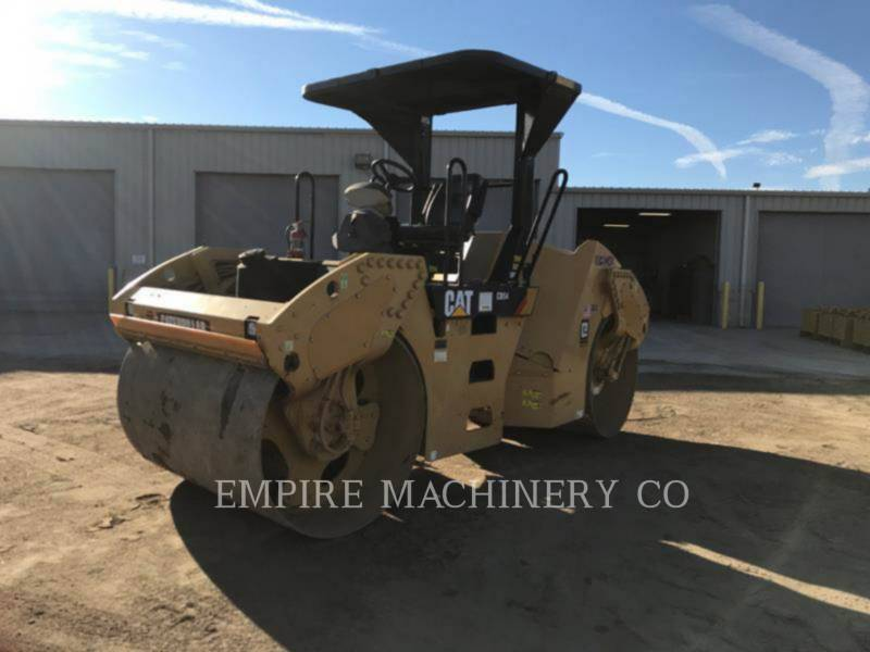 CATERPILLAR TAMBOR DOBLE VIBRATORIO ASFALTO CB54 equipment  photo 4