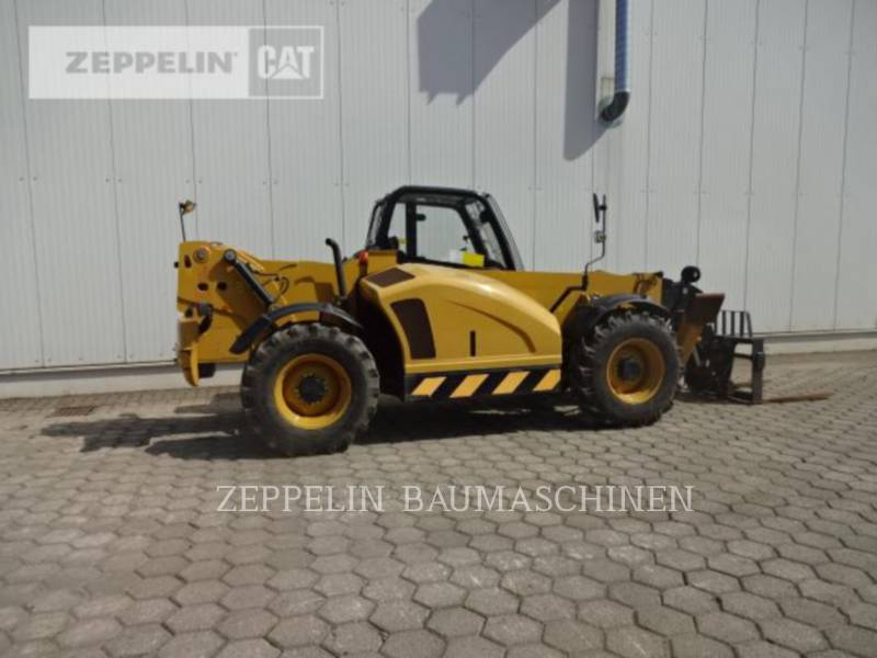 CATERPILLAR TELEHANDLER TH414C equipment  photo 7