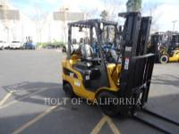 Equipment photo CATERPILLAR MITSUBISHI C5000-LE ВИЛОЧНЫЕ ПОГРУЗЧИКИ 1