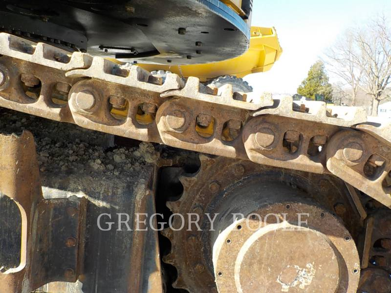 CATERPILLAR FORESTRY - FELLER BUNCHERS - TRACK 521B equipment  photo 11