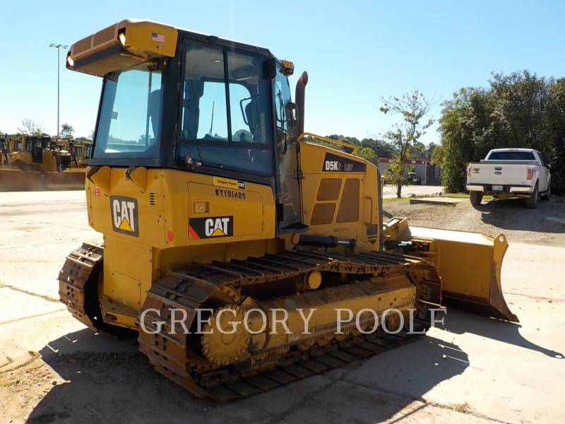 CATERPILLAR TRACK TYPE TRACTORS D5K2 LGP equipment  photo 11