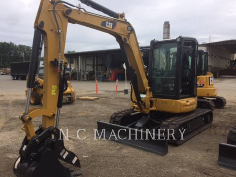 CATERPILLAR TRACK EXCAVATORS 305.5E2CRB equipment  photo 1