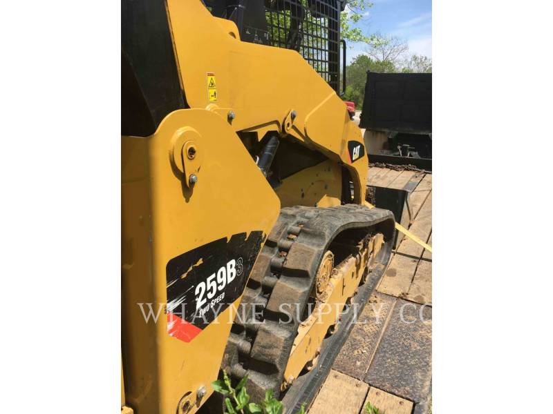 CATERPILLAR MULTI TERRAIN LOADERS 259B3 equipment  photo 5