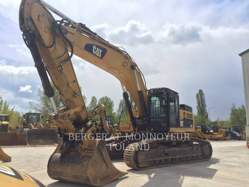 CATERPILLAR PELLES SUR CHAINES 345DLVG equipment  photo 2