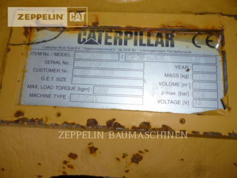VERACHTERT  BACKHOE WORK TOOL PRIMÄRPRODUKTE KOMPO equipment  photo 2