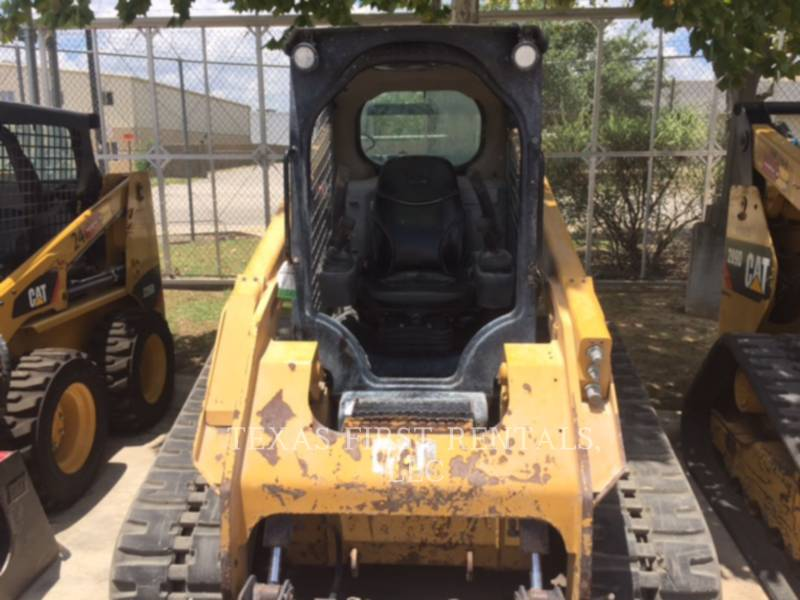 CATERPILLAR CHARGEURS TOUT TERRAIN 289 D equipment  photo 4