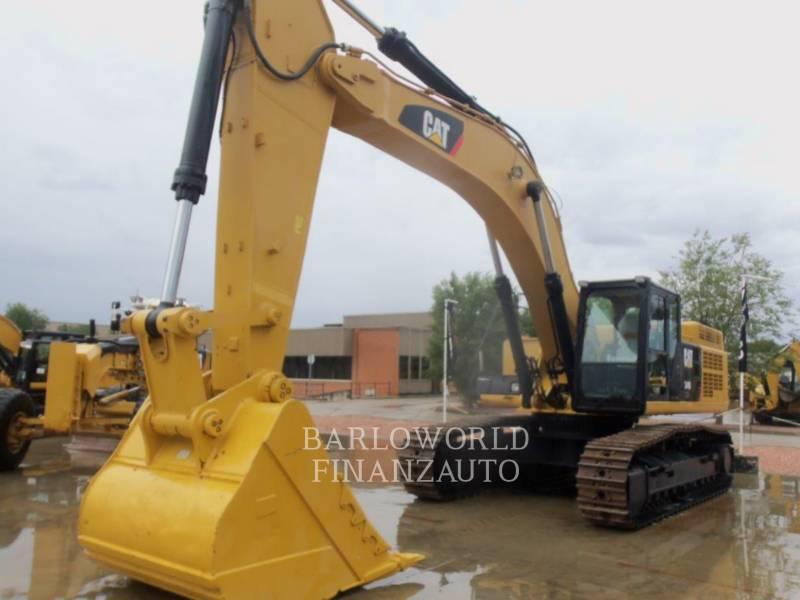 CATERPILLAR トラック油圧ショベル 349D equipment  photo 2