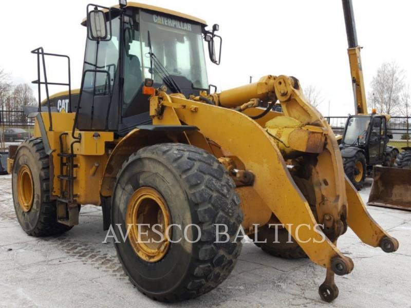 CATERPILLAR WHEEL LOADERS/INTEGRATED TOOLCARRIERS 966GII equipment  photo 2