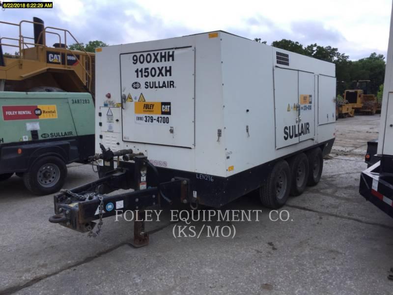 SULLAIR COMPRESOR AER 1150XHA900 equipment  photo 1