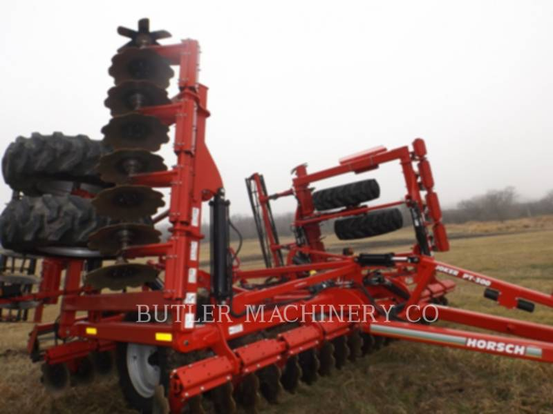 HORSCH ANDERSON AG TILLAGE EQUIPMENT JKR PT300 equipment  photo 1