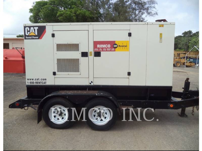 CATERPILLAR POWER MODULES (OBS) XQ100-6 equipment  photo 1