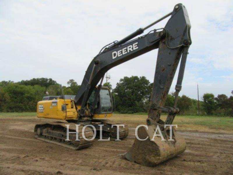 DEERE & CO. TRACK EXCAVATORS 380G equipment  photo 3