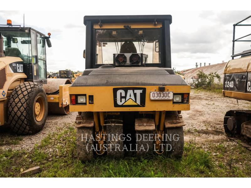 CATERPILLAR PNEUMATIC TIRED COMPACTORS PS-300C equipment  photo 2