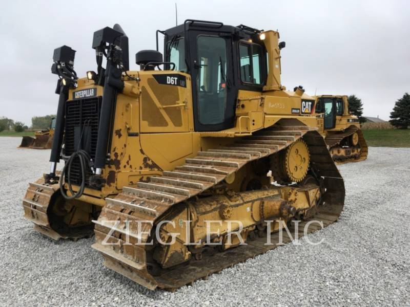 CATERPILLAR TRACTORES DE CADENAS D6TLGPA equipment  photo 3