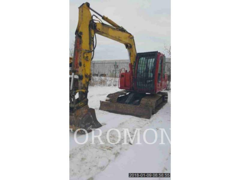HITACHI TRACK EXCAVATORS ZX80 equipment  photo 1