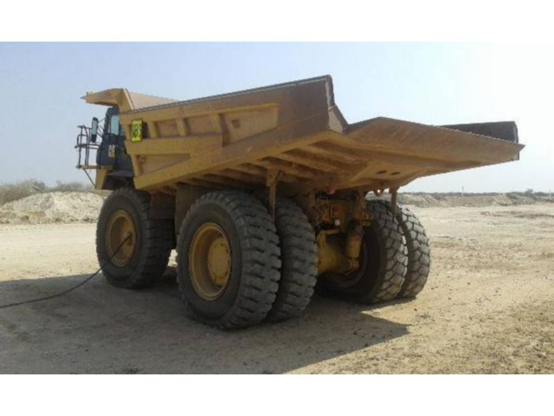 CATERPILLAR TOMBEREAUX RIGIDES POUR MINES 777DLRC equipment  photo 2