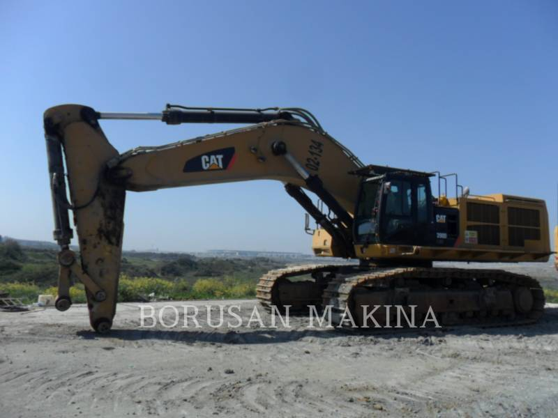 CATERPILLAR KETTEN-HYDRAULIKBAGGER 390DL equipment  photo 2