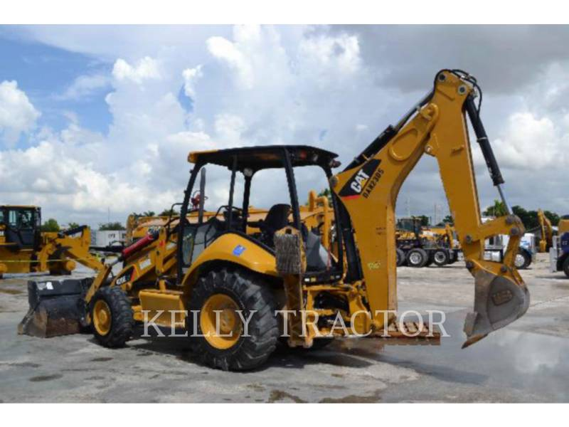 CATERPILLAR RETROESCAVADEIRAS 420EIT equipment  photo 2