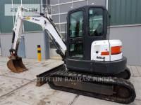BOBCAT PELLES SUR CHAINES E50 equipment  photo 2