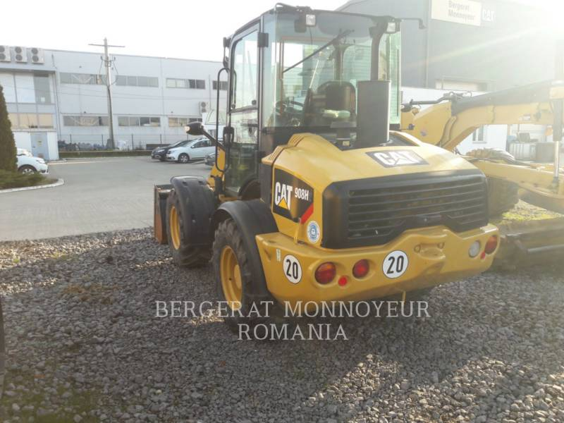 CATERPILLAR CARGADORES DE RUEDAS 908 H2 equipment  photo 2