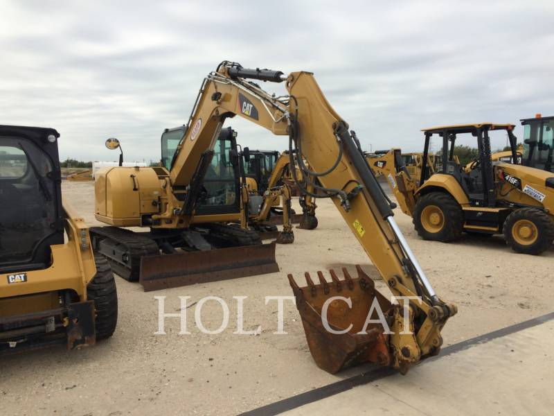 CATERPILLAR PELLES SUR CHAINES 308E2 CRSB equipment  photo 2