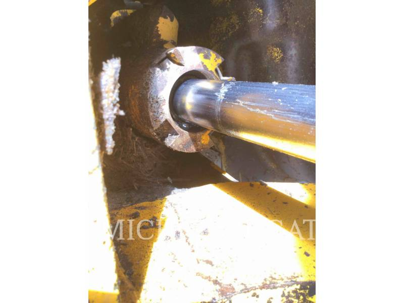 JOHN DEERE WIELLADERS/GEÏNTEGREERDE GEREEDSCHAPSDRAGERS 544C equipment  photo 16