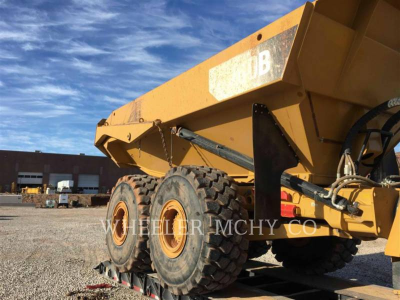 CATERPILLAR CAMIONES ARTICULADOS 740B TG equipment  photo 6