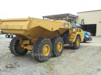 CATERPILLAR TOMBEREAUX ARTICULÉS 725C T4F equipment  photo 4