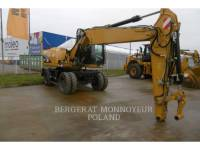 CATERPILLAR PELLES SUR PNEUS M315D equipment  photo 4