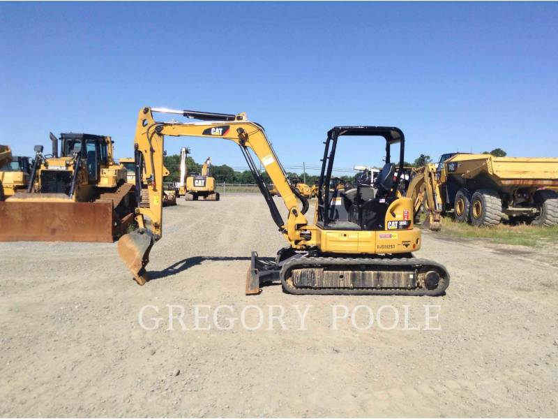 CATERPILLAR ESCAVADEIRAS 305E2 CR equipment  photo 8