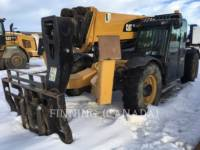 Equipment photo CATERPILLAR TL1055C CHARGEUR À BRAS TÉLESCOPIQUE 1