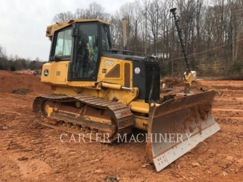 DEERE & CO. TRACTORES DE CADENAS DER 700J equipment  photo 4