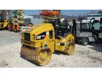 Equipment photo CATERPILLAR CB24BLRC TANDEMVIBRATIONSWALZE, ASPHALT 1
