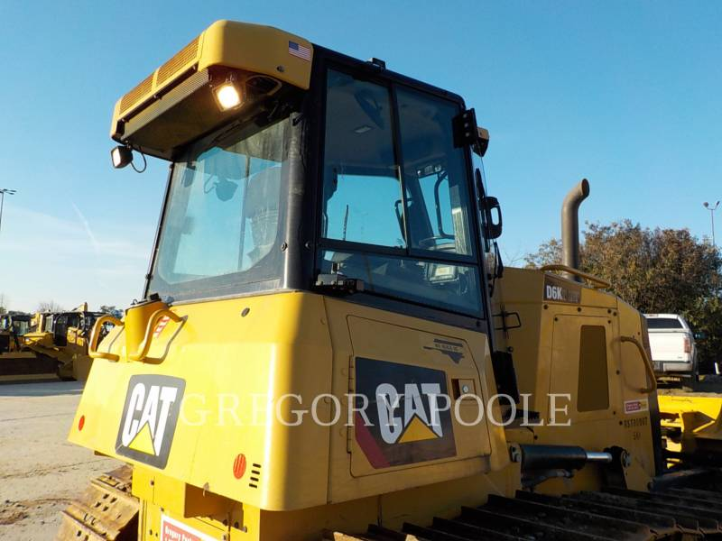 CATERPILLAR CIĄGNIKI GĄSIENICOWE D6K2 LGP equipment  photo 12