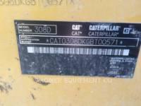 CATERPILLAR PELLES SUR CHAINES 308DCR equipment  photo 11