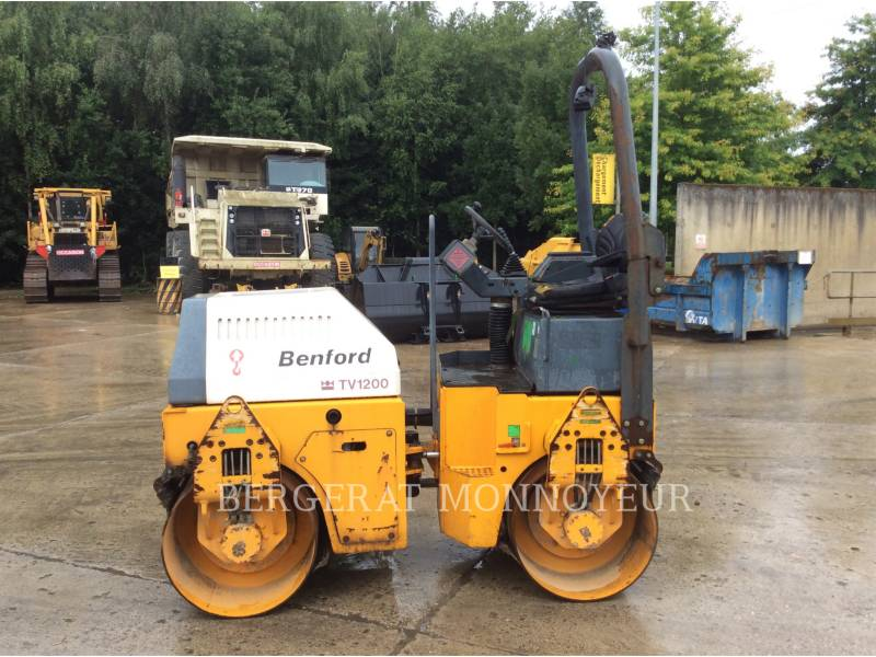 TEREX CORPORATION COMPACTADORES TV1200 equipment  photo 5