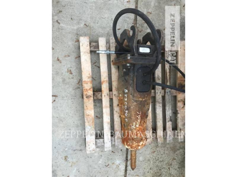 CATERPILLAR WT - ハンマー 45DS equipment  photo 2