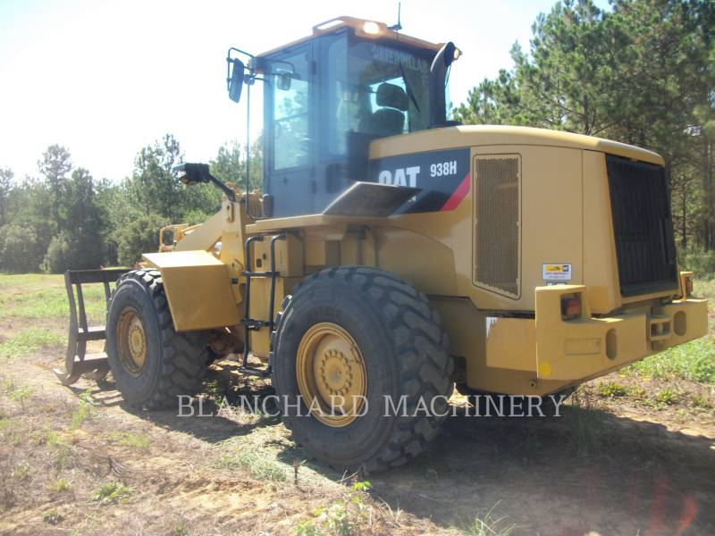 CATERPILLAR PALE GOMMATE/PALE GOMMATE MULTIUSO 938H equipment  photo 4