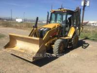 CATERPILLAR バックホーローダ 420F2 4WDE equipment  photo 1