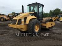 CATERPILLAR VIBRATORY SINGLE DRUM SMOOTH CS-563E equipment  photo 6