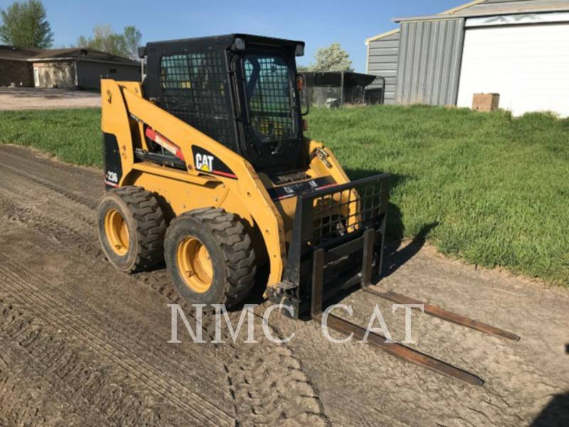 CATERPILLAR SKID STEER LOADERS 236 equipment  photo 4
