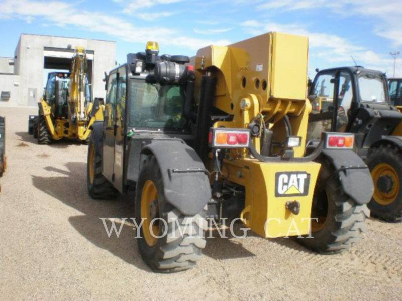 CATERPILLAR ŁADOWARKI TELESKOPOWE TL1255C equipment  photo 6
