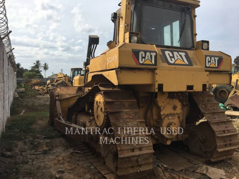 CATERPILLAR TRACTORES DE CADENAS D 6 R XL equipment  photo 1