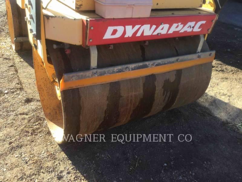 DYNAPAC VERDICHTER CC142 equipment  photo 6
