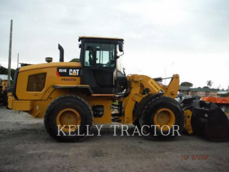 CATERPILLAR WHEEL LOADERS/INTEGRATED TOOLCARRIERS 924K equipment  photo 6