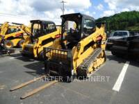 CATERPILLAR SKID STEER LOADERS 259D CYN equipment  photo 3